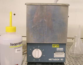 Picture of Ultrasonic Cleaner