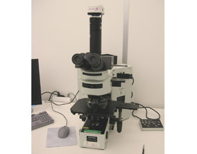 "Picture of Optical Microscope ""Olympus"""