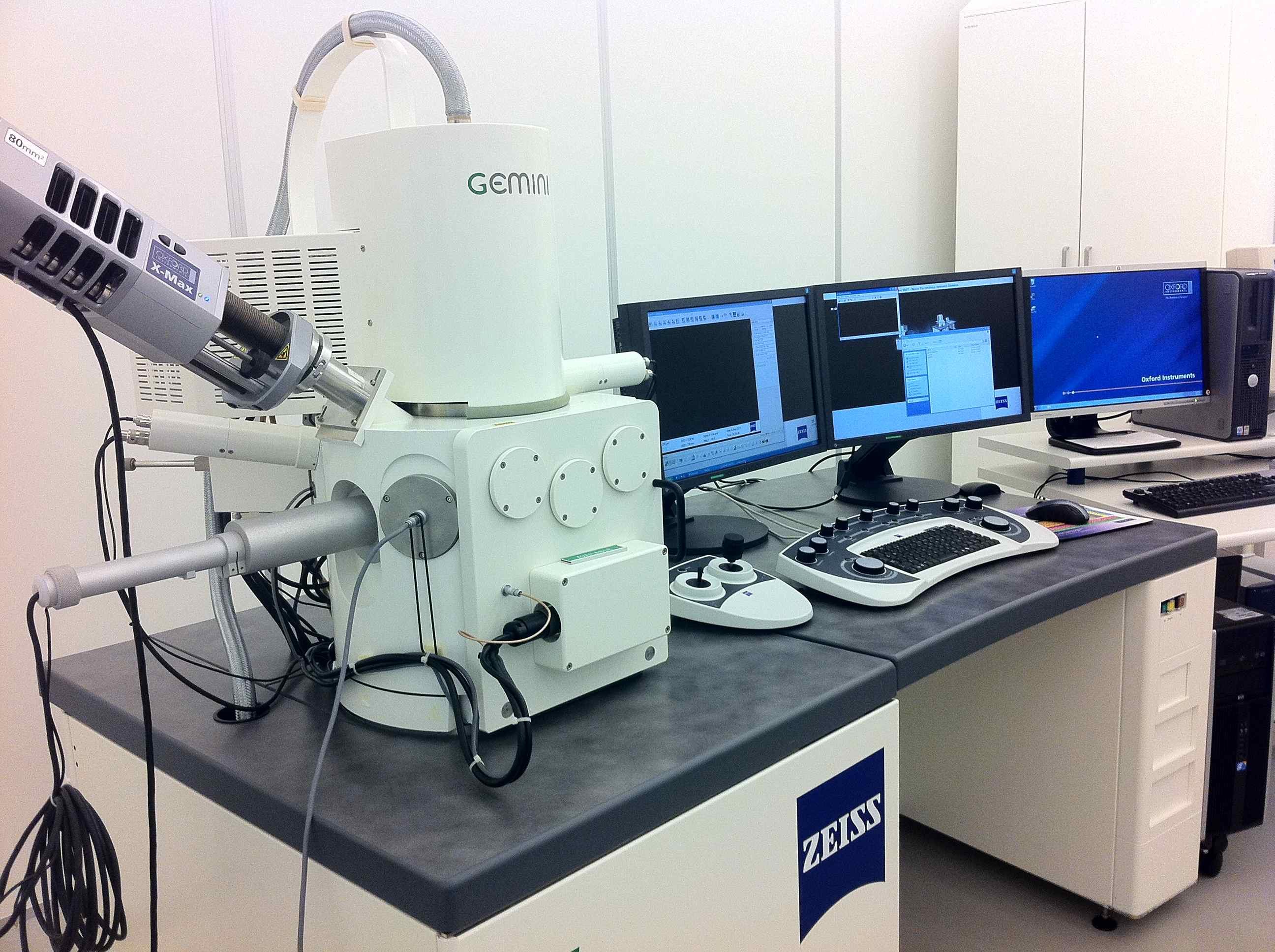 Picture of SEM/EDS - 1550