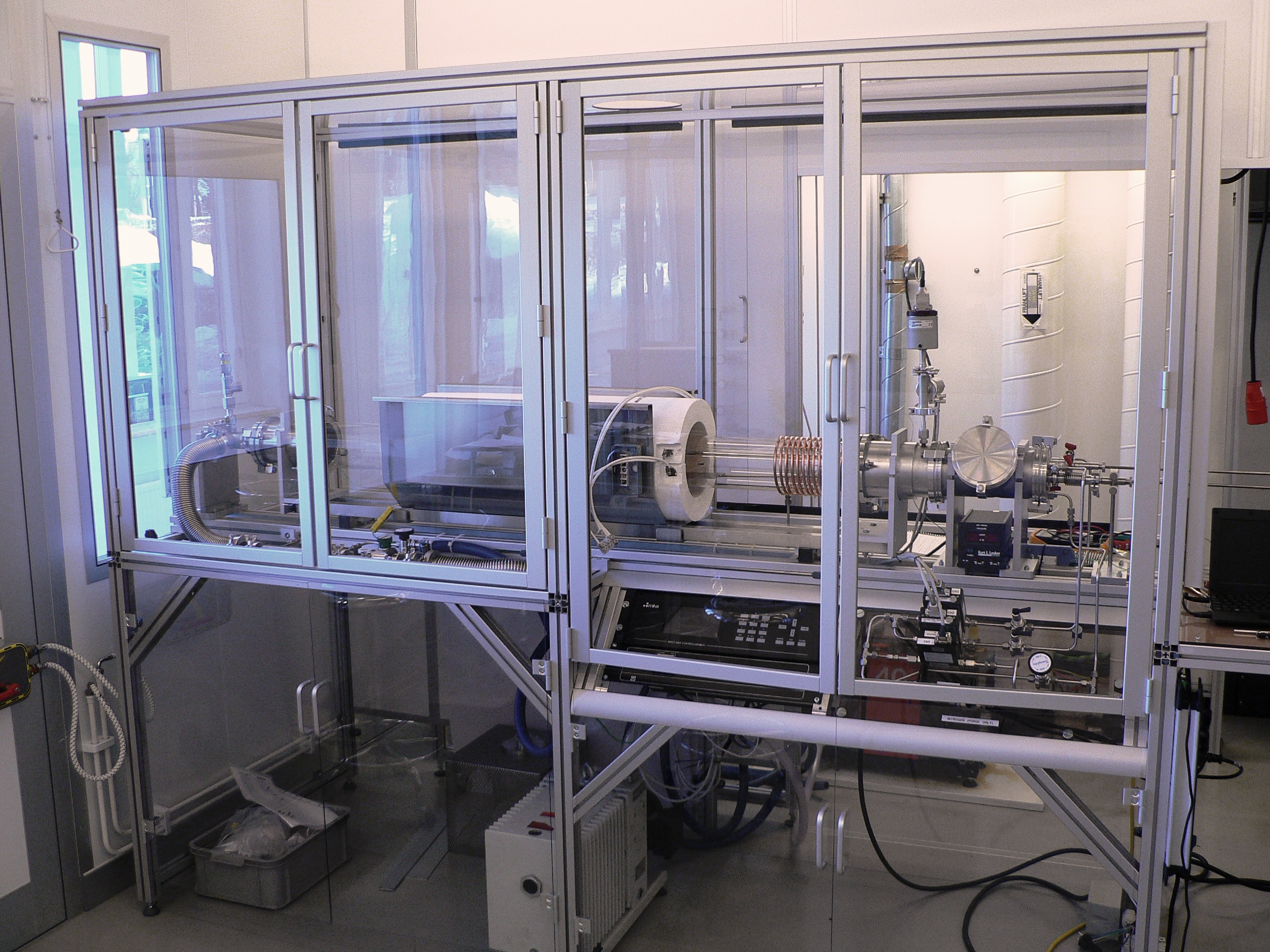 Picture of Sulfoselenisation Furnace (SuSe)